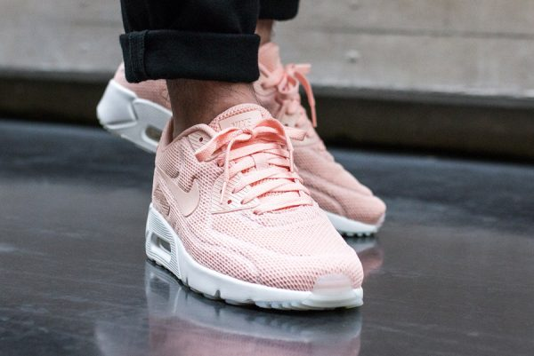 official photos 8b4af e0220 Chaussure Nike Air Max 90 Ultra 2.0 BR Breathe Arctic Orange homme