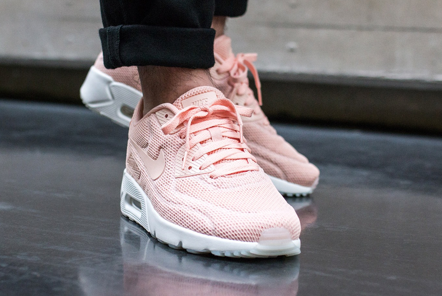 pas cher pour réduction 060c9 1366c Nike Air Max 90 Ultra 2.0 BR Breathe 'Arctic Orange'