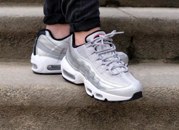 Nike Air Max 95 Premium 'Silver Bullet'