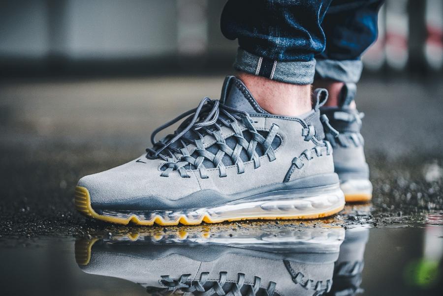 Chaussure Nike Air Max Trainer TR17 Gum grise (1)