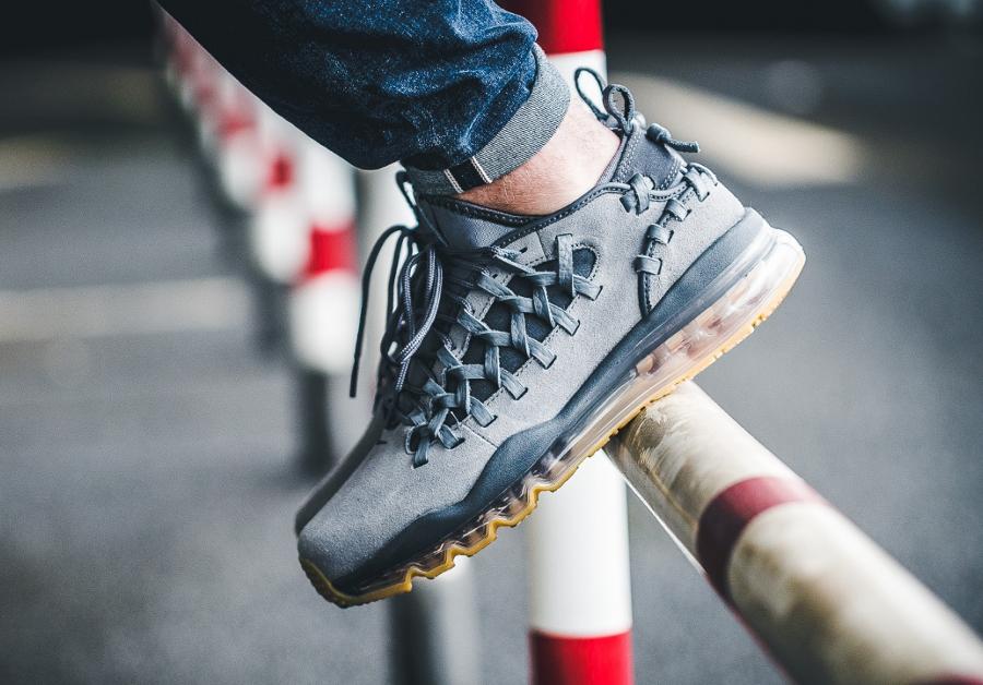 Chaussure Nike Air Max Trainer TR17 Gum grise (2)
