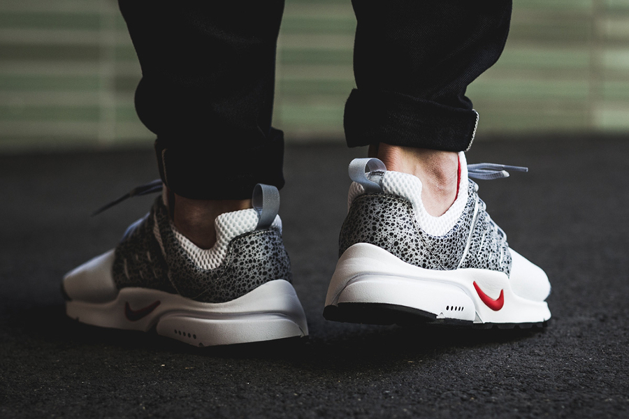 Chaussure Nike Air Presto QS Safari Cement White Grey (2)