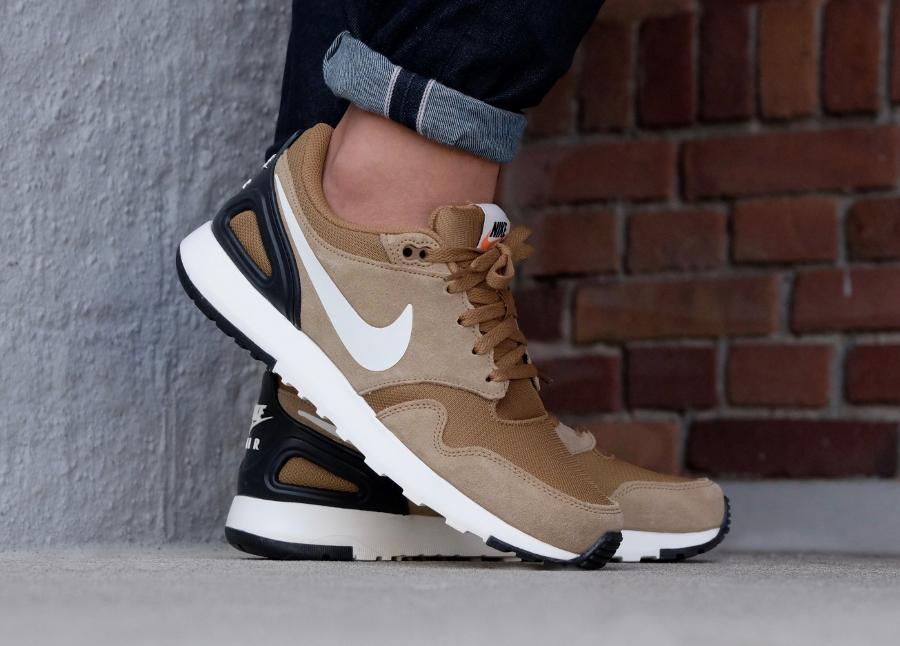 Chaussure Nike Air Vibenna Imperiali Golden Beige (2)