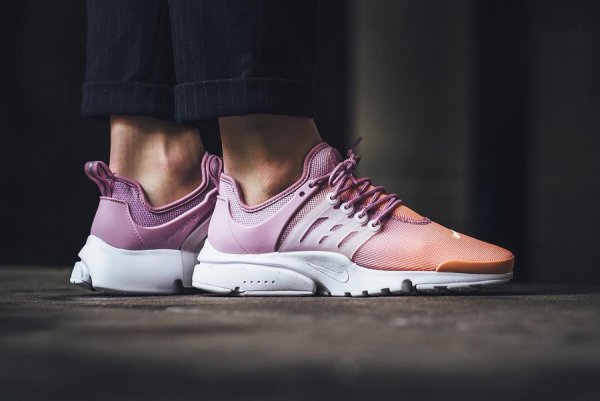 679bd1a8541 Chaussure Nike Wmns Air Presto Ultra BR Breathe Sunset Glow (dégradé rose)  femme