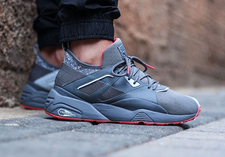Chaussure Staple x Puma BOG Sock Blaze Of Glory NTRVL Pigeon (1)