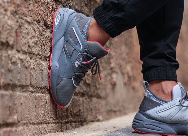 Chaussure Staple x Puma BOG Sock Blaze Of Glory NTRVL Pigeon (2)