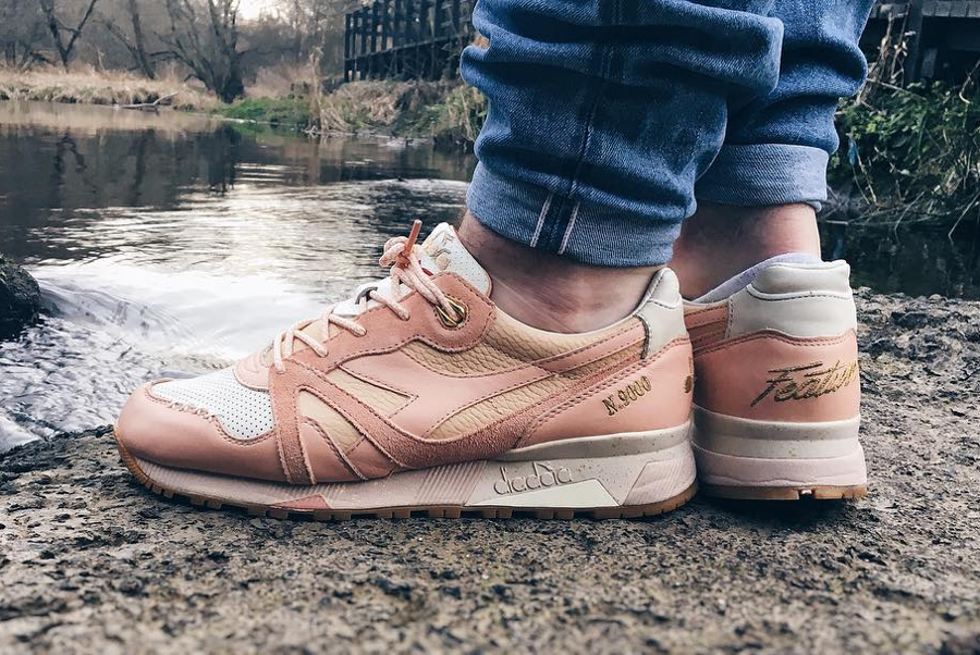 Feature x Diadora N9000 Gelato - @lickynaing