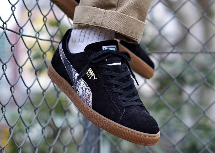 Kicks Lab x Puma Suede - @saitoooon23
