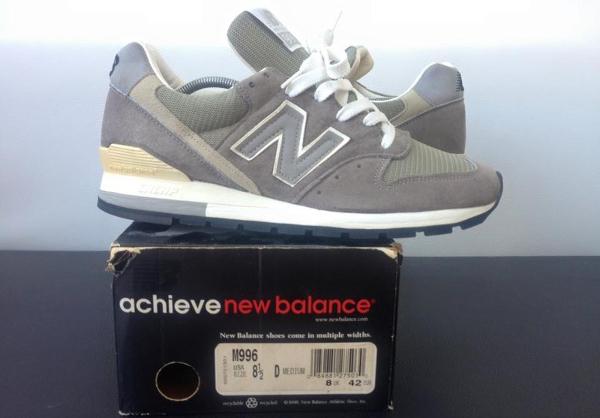 New Balance 996 OG 1987