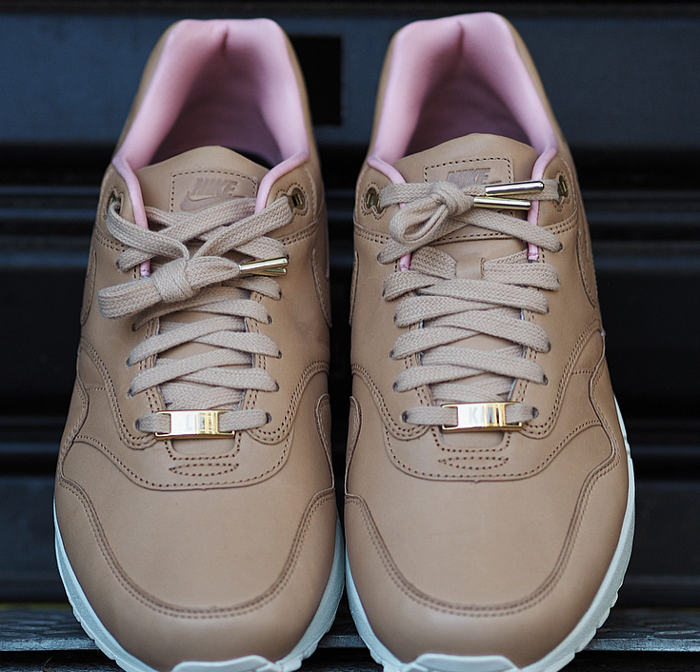Nike Air Max 1 ID Premium Vachetta Tan (3)