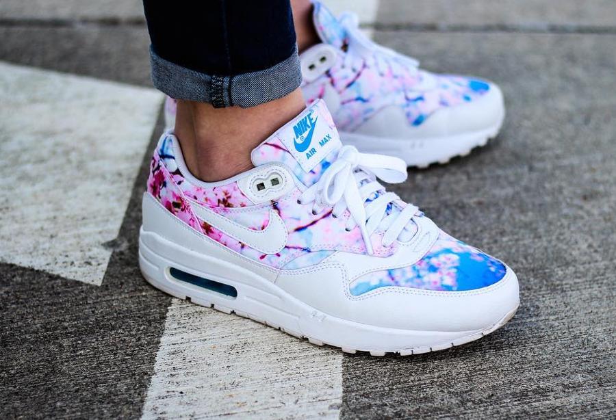 Nike Air Max 1 PRM Cherry Blossom - @lisaftl