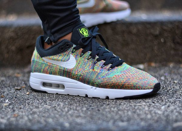 Nike Air Max 1 Ultra 2.0 Flyknit Multicolor Air Max Day - @sjoemie84