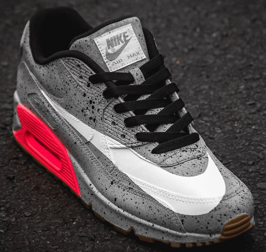 Nike Air Max 90 Infrared Cement - @pkzuniga