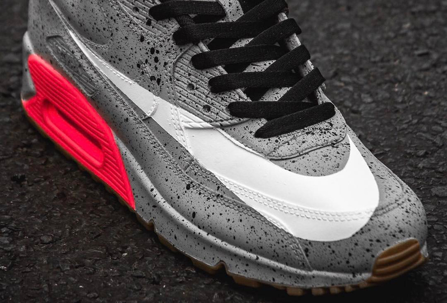 Nike Air Max 90 'Infrared Cement'