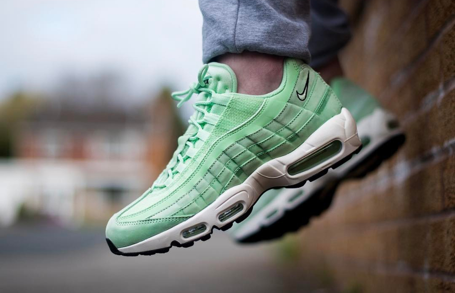 Nike Air Max 95 Fresh Mint - @wonkycoma