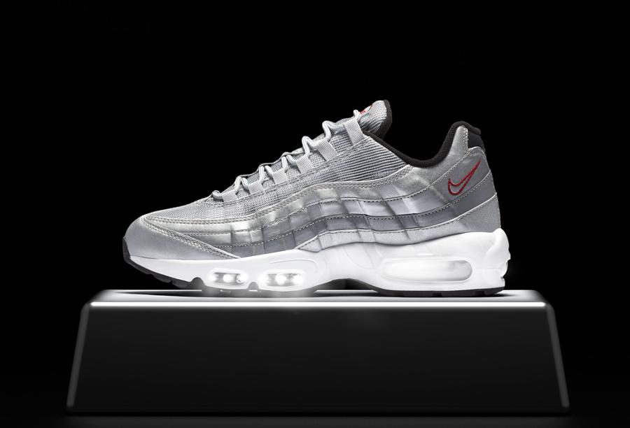 Nike Air Max 95 Premium Silver Bullet