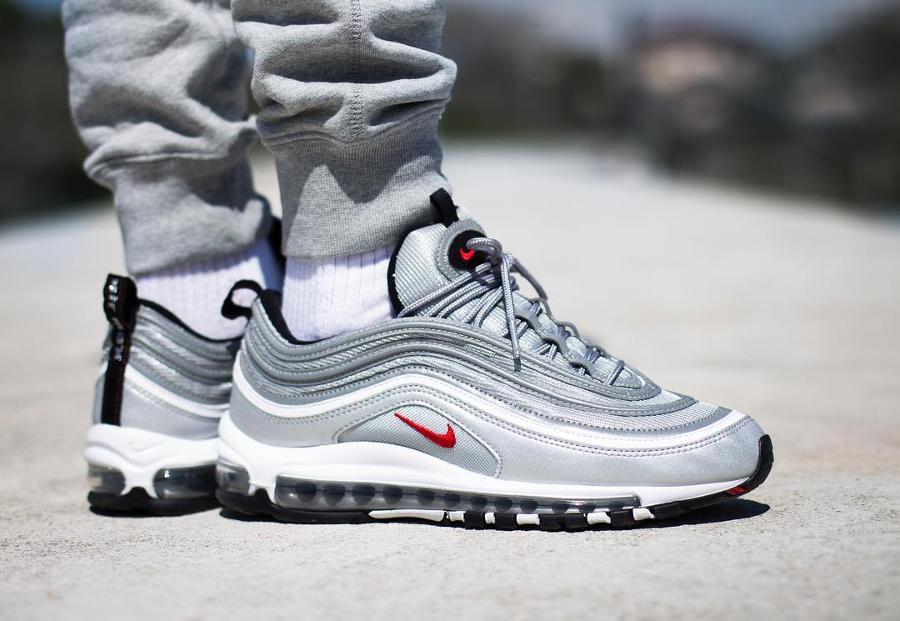 Nike Air Max 97 Silver Bullet - @aitormint