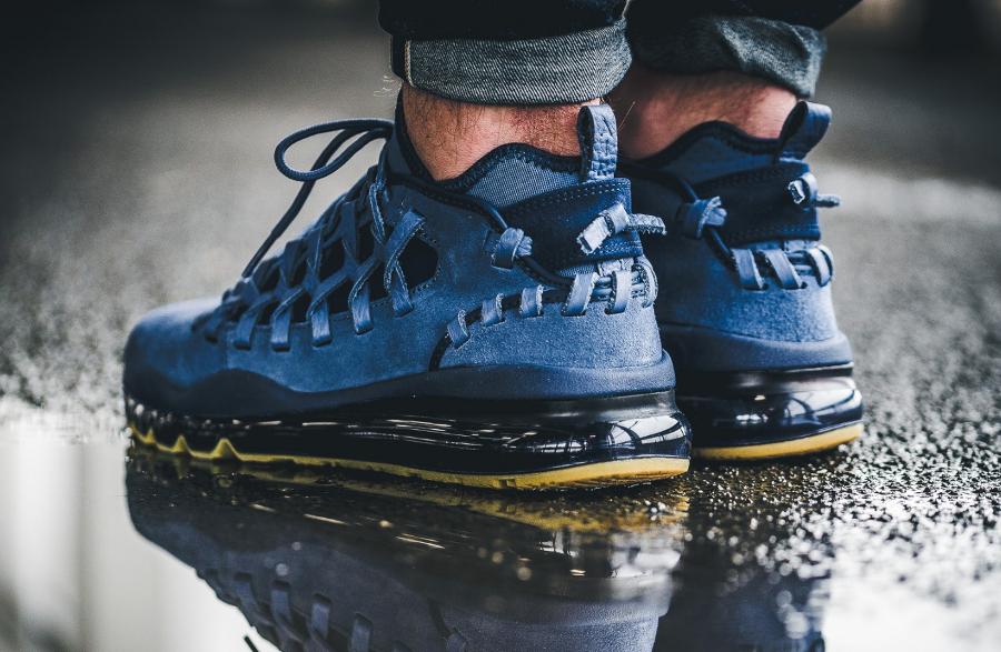 Nike Air Max Trainer TR17 Gum Bleu (2)