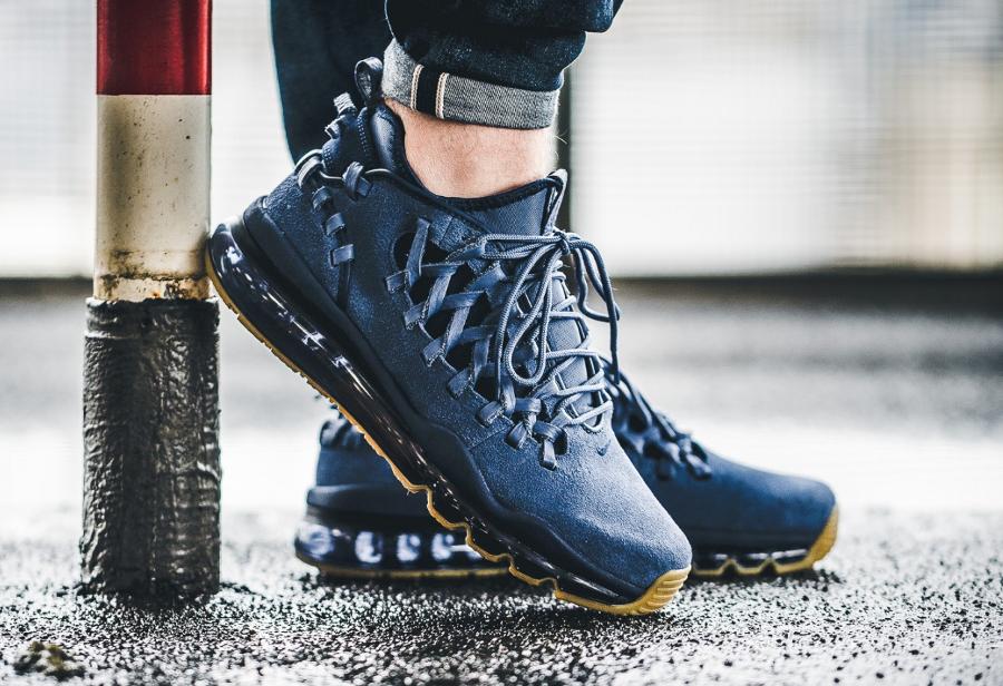 Nike Air Max Trainer TR17 Gum Bleu (3)