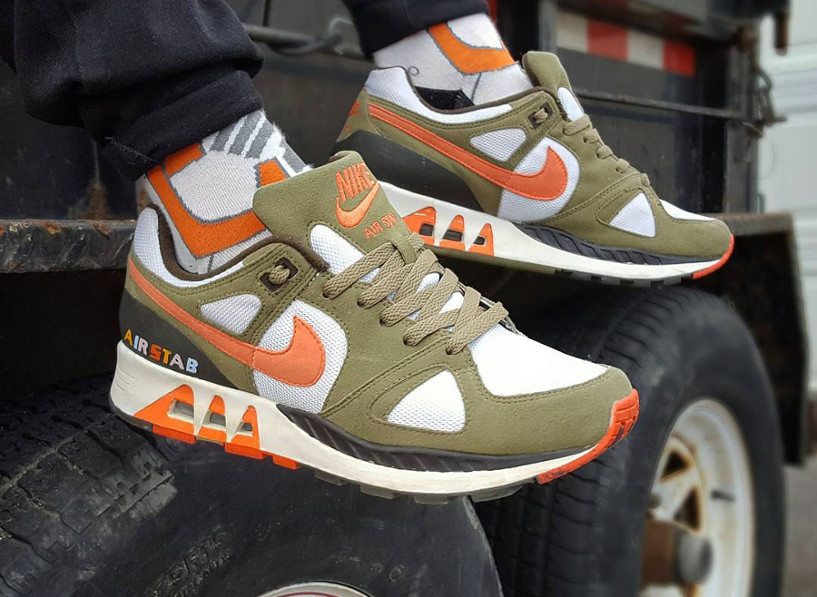 Nike Air Stab Mango - @flippinlaces