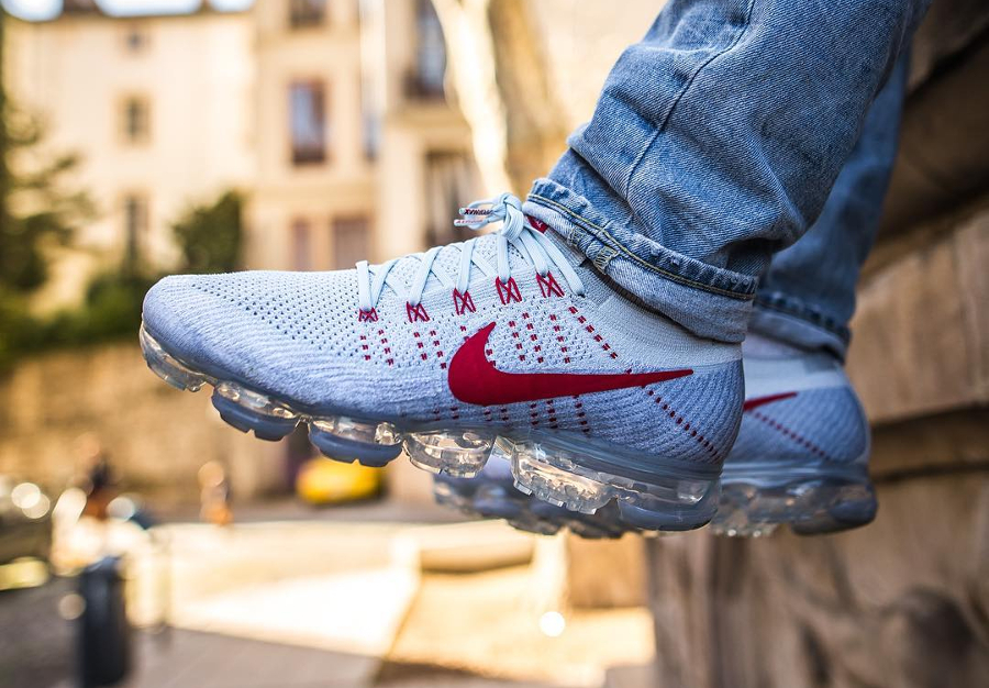 Nike Air Vapormax University Red - @carlrbt