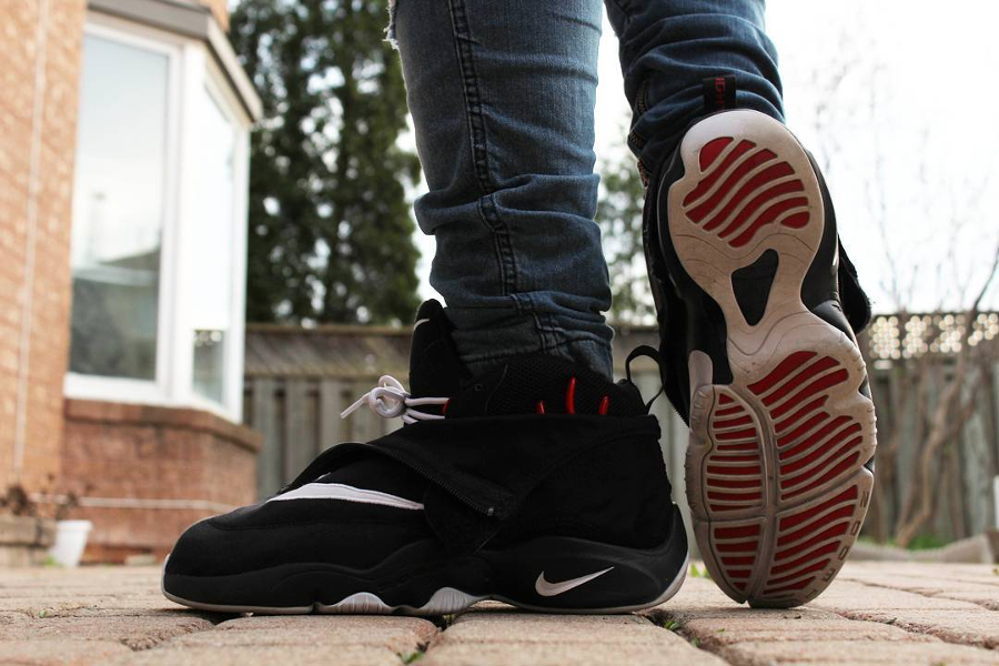 Nike Air Zoom Flight 98 The Glove - @jaydarbzz