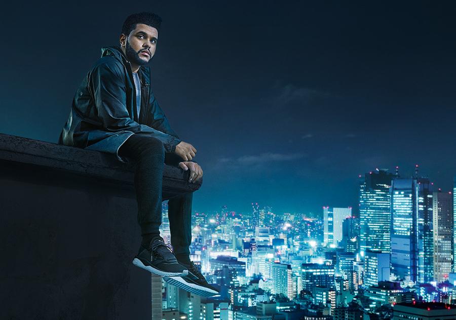 Puma Tsugi Shinsei The Weeknd