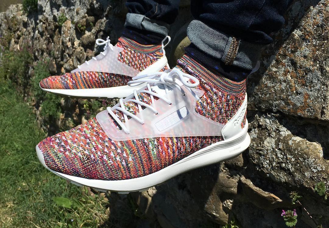 Reebok Zoku Runner Multicolor - @kicksoffblog