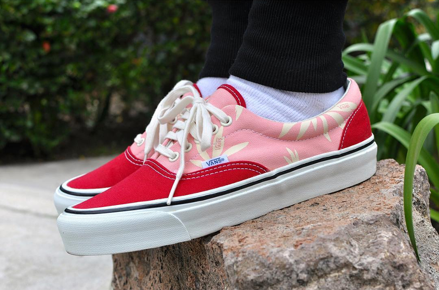 Vans Era LX Palm Leaf - @frankybananas