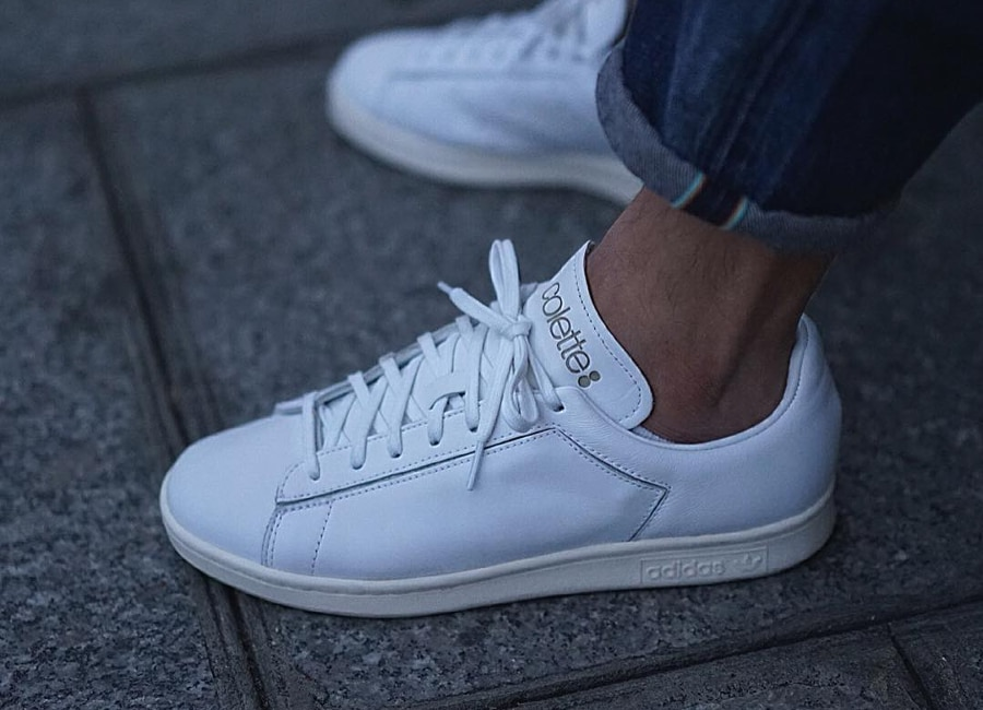 4-Colette x Adidas Consortium Stan Smith (2014) - @hichem.og