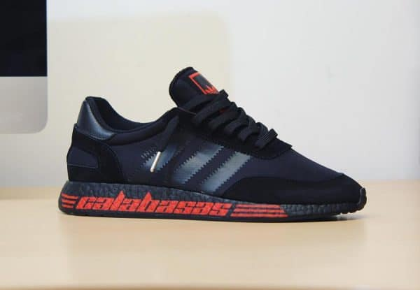 Adidas Iniki Runner Calabasas (carmeno_customs) (1)