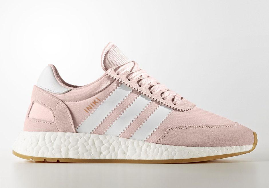 Adidas Iniki Runner Pink White Gum