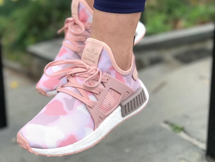 Adidas NMD XR1 Pink Camo - @_allie_oop_