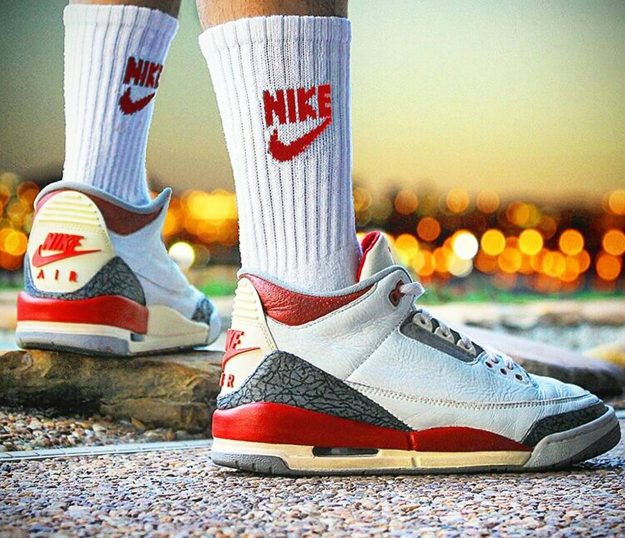Air Jordan 3 Retro Fire Red (1994) - @hotspot472