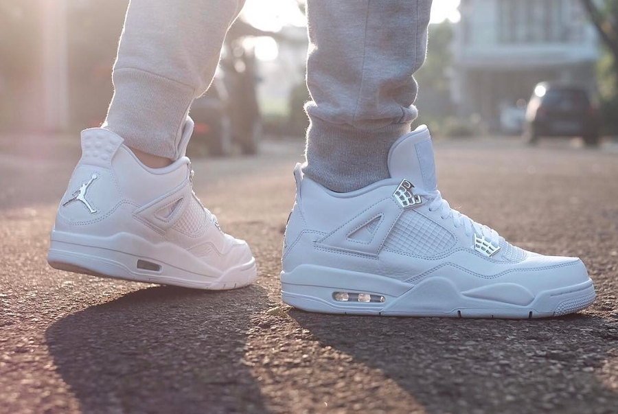 Air Jordan 4 Retro Pure Money - @gadiiing