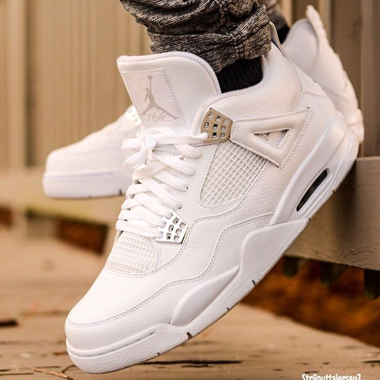 Air Jordan 4 Retro Pure Money - @str8outtajersey3