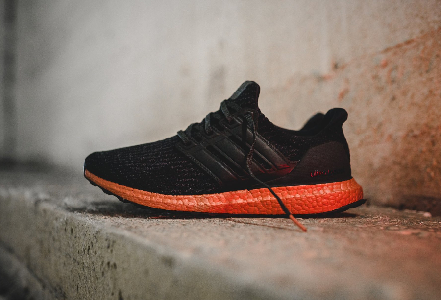 Basket Adidas Ultra Boost 3.0 Black Copper (1)