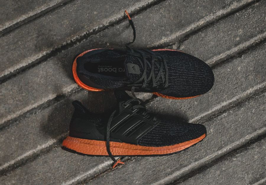 Basket Adidas Ultra Boost 3.0 Black Copper (3)
