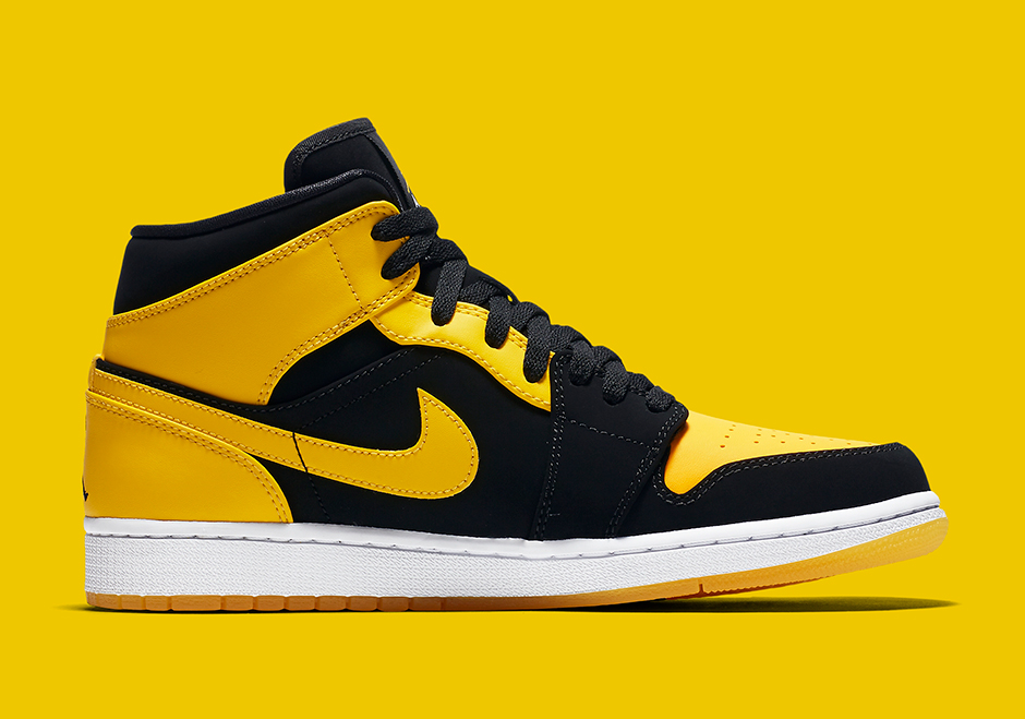 Basket Air Jordan 1 Mid New Love Retro 2017 (2)