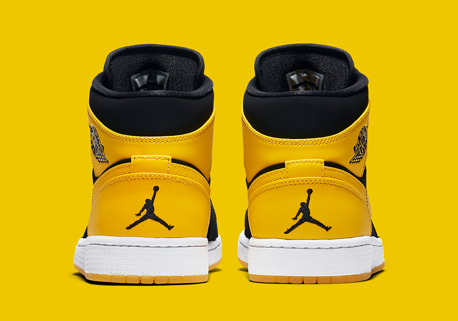 Basket Air Jordan 1 Mid New Love Retro 2017 (4)