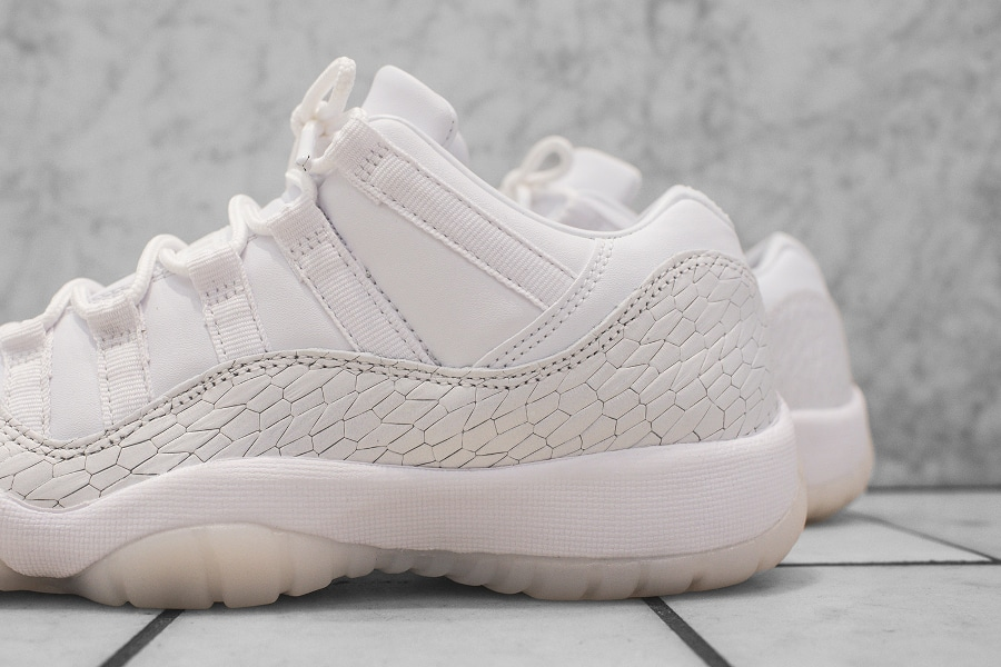 Basket Air Jordan 11 Retro Low GS Premium Heiress (2)