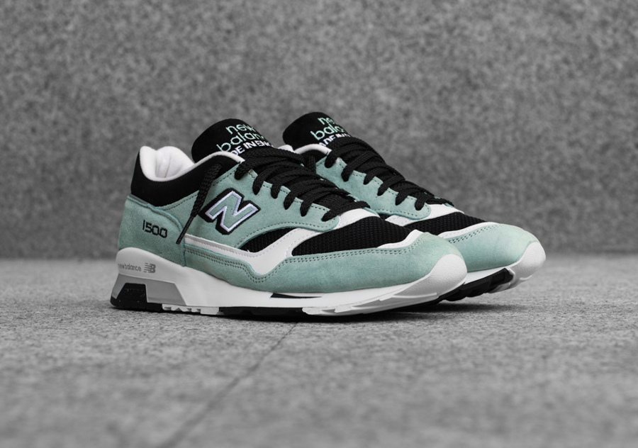 Basket New Balance M 1500 MGK Green Black (Made in England) (2)