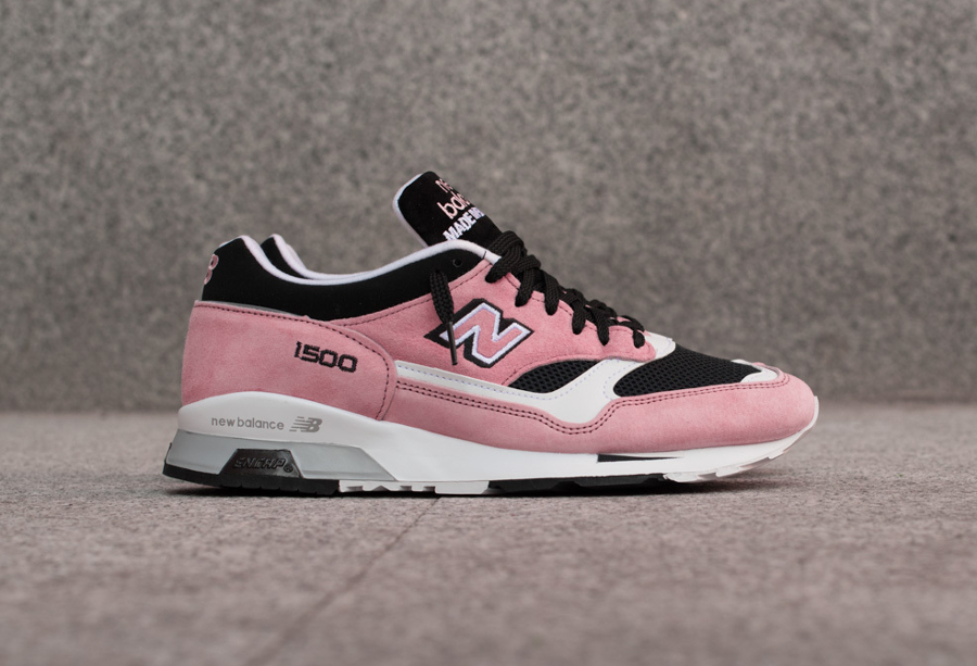 New Balance 1500 MPK 'Pink Black' (Made in England)
