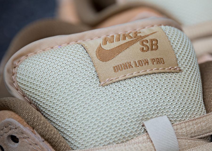 Basket Nike Dunk Low Pro SB Wheat (1)
