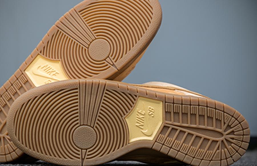 Basket Nike Dunk Low Pro SB Wheat (4)