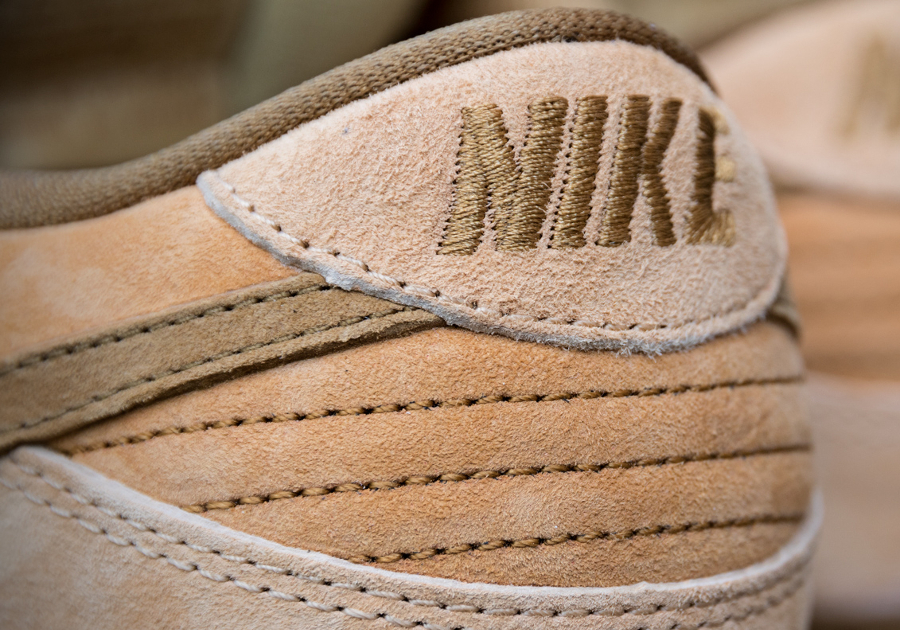 Basket Nike Dunk Low Pro SB Wheat (5)