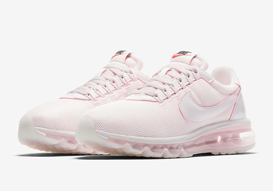 Basket Nike Wmns Air Max LD Zero SE Pearl Pink (1)