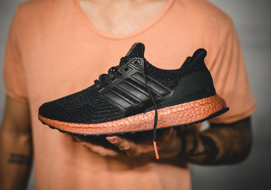 Chaussure Adidas Ultra Boost 3.0 LTD Bronze Copper (1)