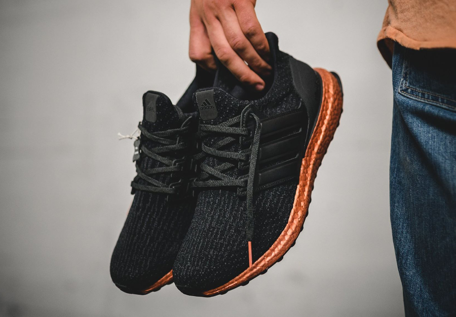 Adidas Ultra Boost 3.0 'Black Copper'
