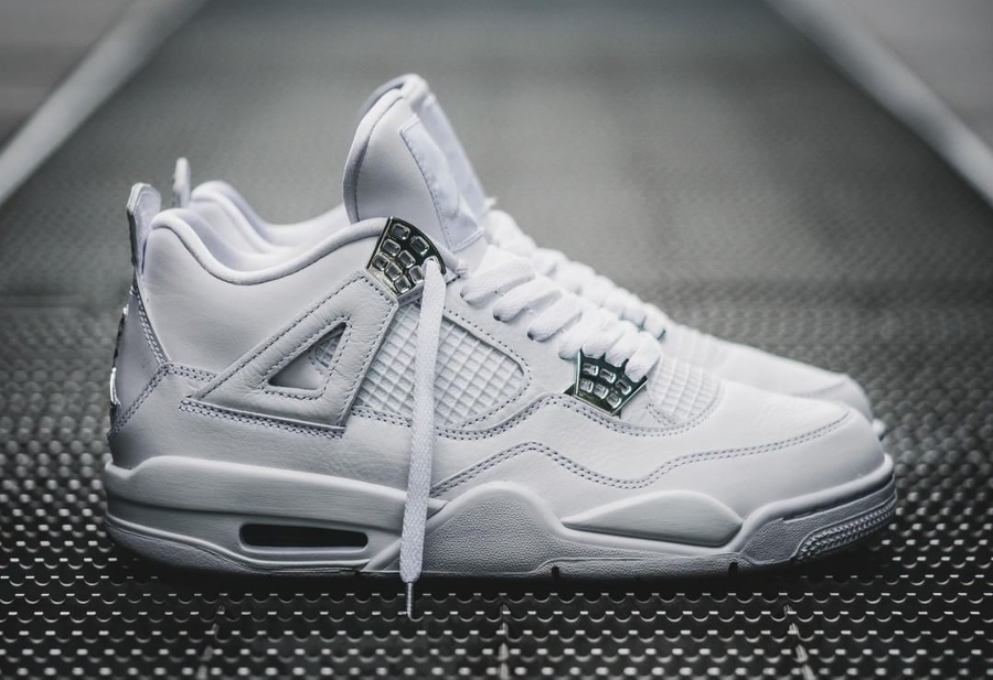 Air Jordan 4 Retro 'Pure Money' 2017